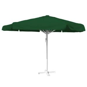 Horeca parasols groen 5 meter rond