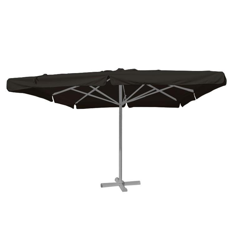 Horeca parasol 4x4 zwart